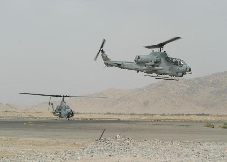Cobra Afghanistan