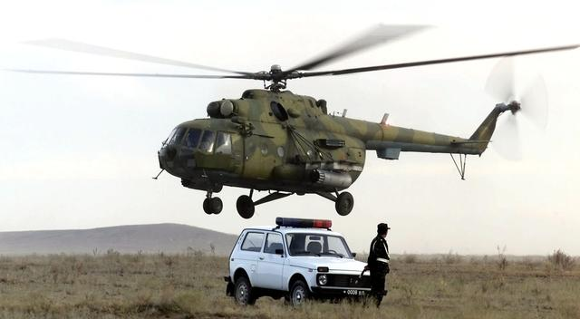 Mi-8 / Mi-17 Hip Multimission Helicopter - Army Technology