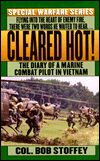 Image: Bookcover of Cleared Hot!