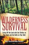Image: Bookcover of Wilderness Survival by Mark Elbroch