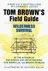 Image: Bookcover of Tom Brown's Field Guide to Wilderness Survival